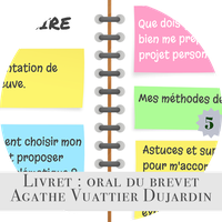 Livret d'accompagnement pour la préparation de l'épreuve orale du brevet