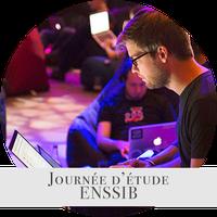 Journée d'étude de l'ENSSIB le 25 novembre