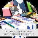 Salon des éditeurs scolaires et éducatifs à Canopé